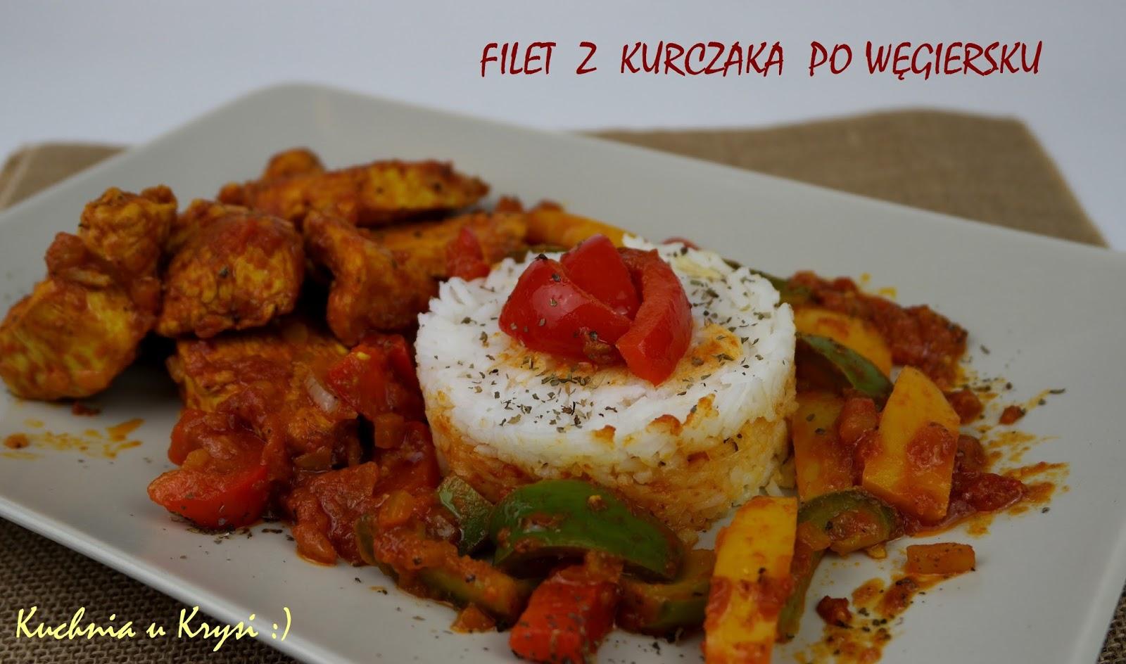 Kuchnia U Krysi Dania Z Drobiu