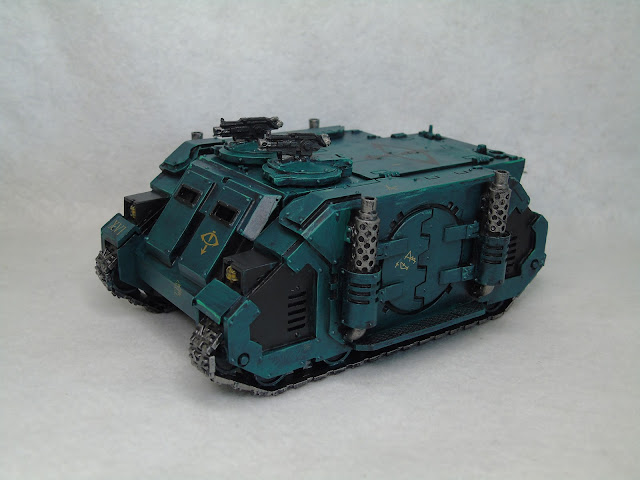 Sons of Horus deimos rhino