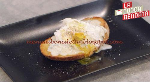 La Cuoca Bendata - Uovo in camicia ricetta Parodi