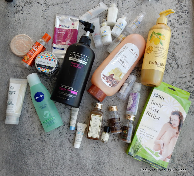 February-March 2017 Empties