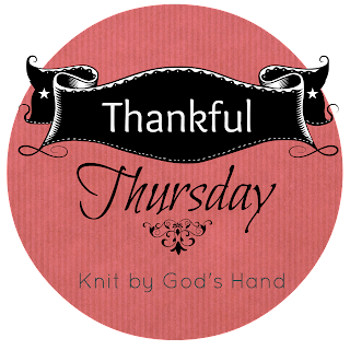 Image result for knit by gods hand thankful thursday
