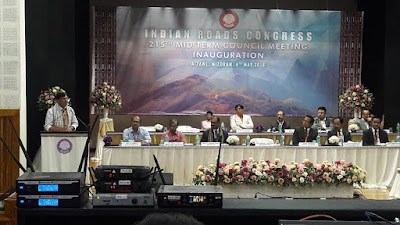 Indian Roads Congress (IRC) Aizawl Mizoram