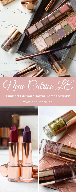 Catrice Limited Edition Dawid Tomaszewski, Blogpost, Rosegold
