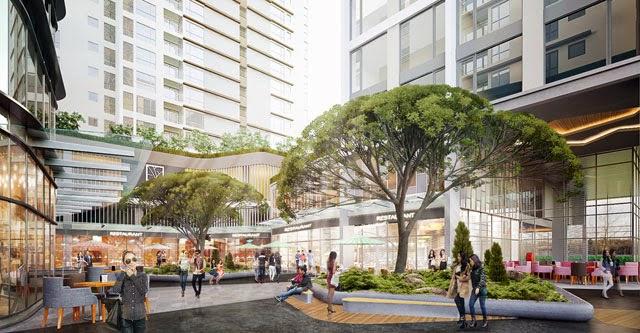 Tận hưởng điều kiện sống phát triển tại Imperial Plaza