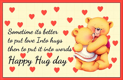 Hug Day Wallpaper