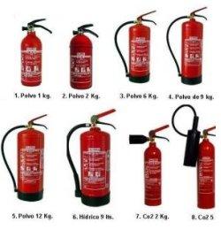Tipos de Extintores :: Cano Group