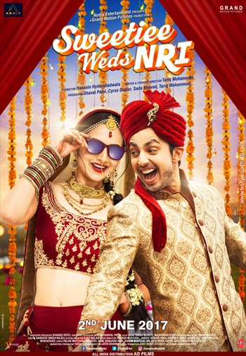 Sweetie weds NRI 2017 Hindi 720p HDTV 900mb