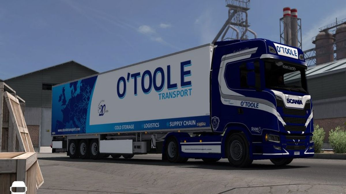 Combo Pack O'Toole Transport