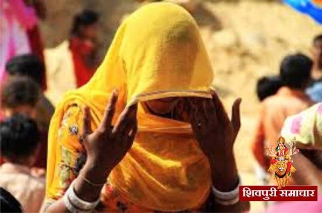 पति से मिलने जयपुर के लिये निकली युवती लापता | SHIVPURI NEWS