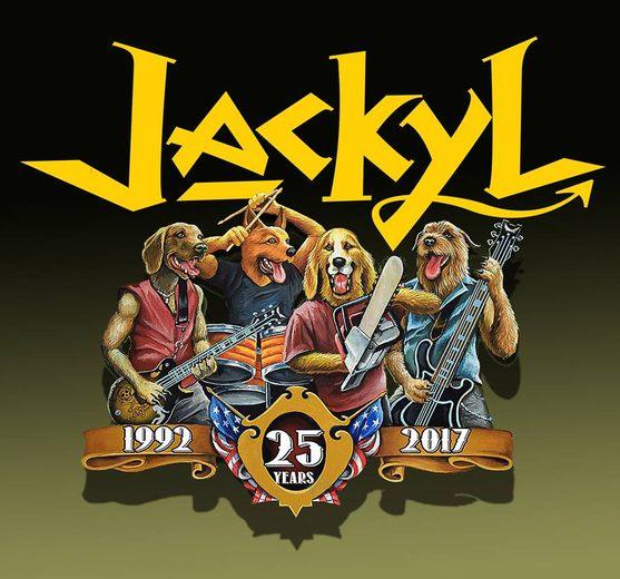 JACKYL - Jackyl 25 (2017) full