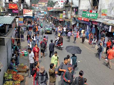 Darjeeling Town Market