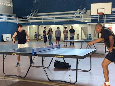 Miracatu realiza torneio de tênis de mesa