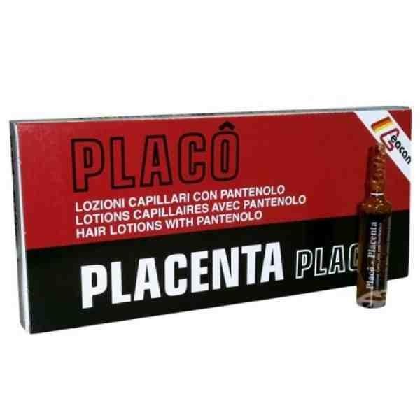 placenta urtik kuracja przeciw wypadaniu włosów