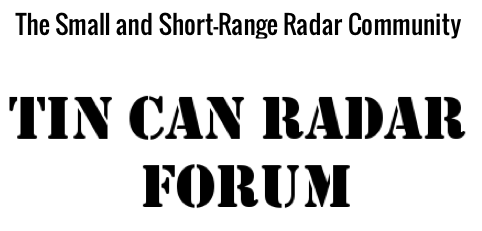 Tin Can Radar Forum