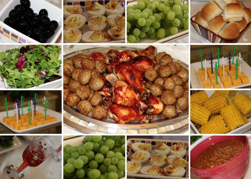 Medieval Feast Food Ideas