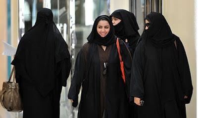 Fashion Wanita Arab