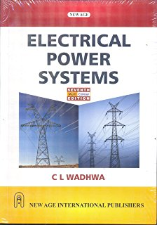 Electrical Power Systems By Cl Wadhwa Pdf