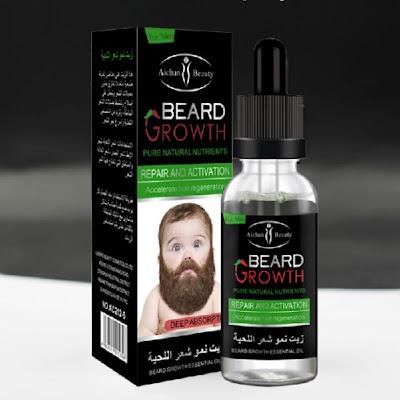 Beard Moustache Growth Oil In Pakistan