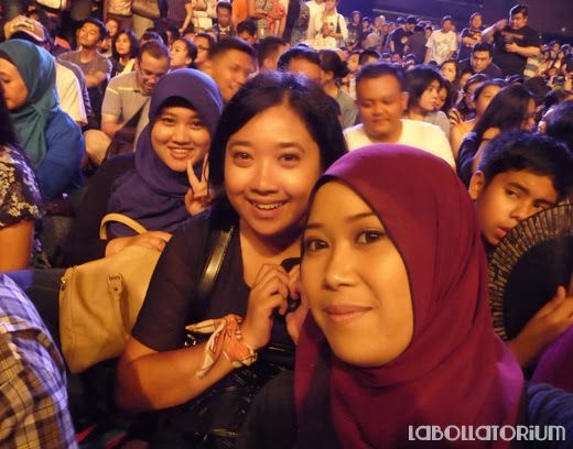 International Java Jazz Festival 2014 Wefie Lagi