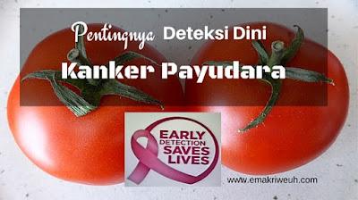 pentingnya deteksi dini kanker payudara