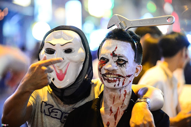 Experience: Celebrating The Greatest Halloween On Vietnam