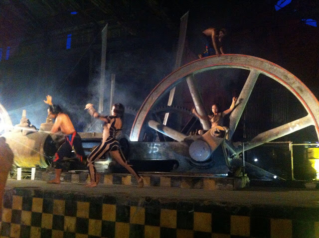 Pertunjukan Fabriek Fikr 2, Sardono W Kusumo-teraSeni
