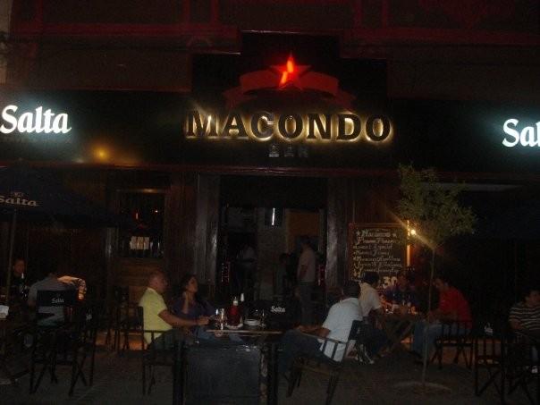 Bar Macondo em Salta