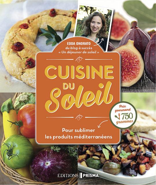 Cuisine du soleil de Edda Onorato: nouvelle édition de Cuisiner les produits méditerranéens