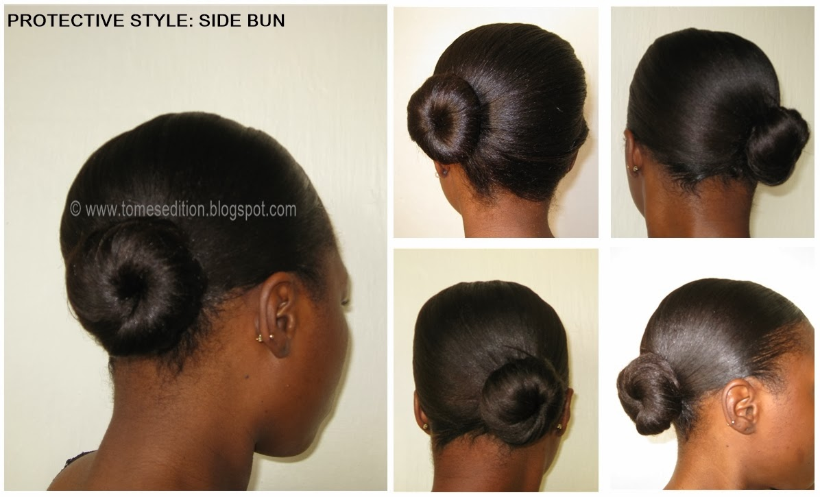 protective styles relaxed hair tomes edition protective hairstyles for relaxed texlaxed 9405