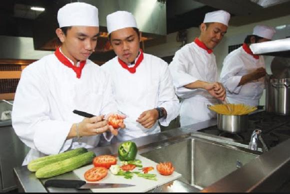 Program diploma seni kulinari di kolej cosmopoint sabah
