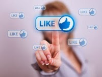 facebook website likes