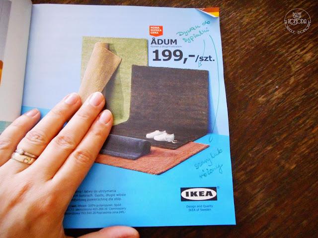 dywan Ikea