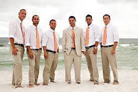 What To Wear At A Beach Wedding Men