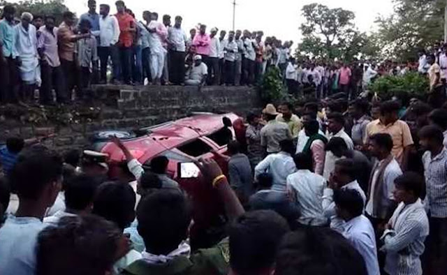 कर्नाटक में बच्चा चोरी की अफवाह ने ली इंजीनियर की जान