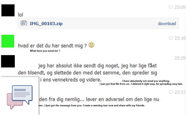 LOL, Jar File Malware Just Goes Viral Through Facebook Messages