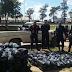 SÁENZ PEÑA: SECUESTRAN CAMIONETA CON 300 BOLSITAS DE CARBÓN SIN GUÍA