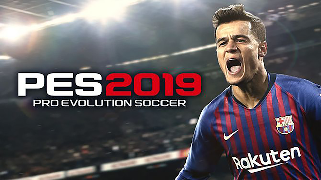 DOWNLOAD PES 2019 Free iso Torrent + CRACK + Commentary
