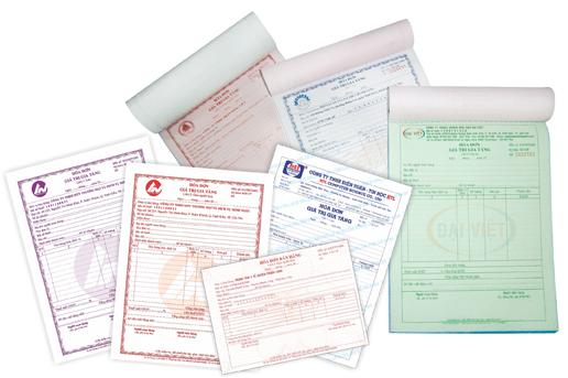 in hóa đơn bán lẻ - in hóa đơn vat giá rẻ tại quận tân phú tphcm