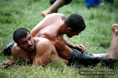 Turkish oil wrestling photos naked — img 6