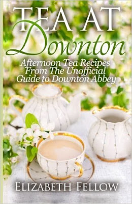 Tea recipes for the Downton Abbey fan and tea lover.