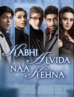 Lagu India Romantis Kabhi Alvida Naa Kehna