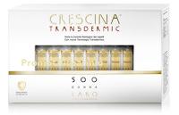 Logo Diventa tester Crescina Ri-Crescita Labo Suisse