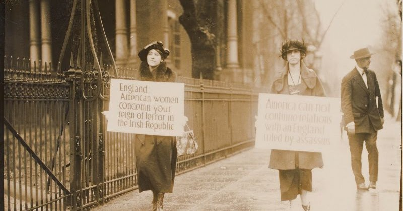 31 Historical Photos of the Irish War of Independence (1919-1921)