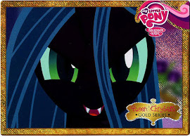 My Little Pony Queen Chrysalis Series 1 Trading Card