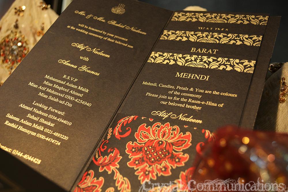 The Best Muslim Wedding Invitations