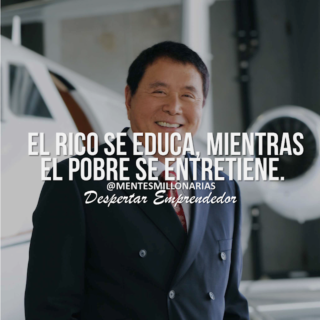 Educación Financiera Robert Kiyosaki