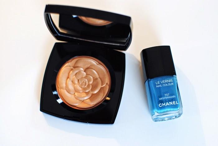Chanel Makeup Summer 2015 Méditerranée