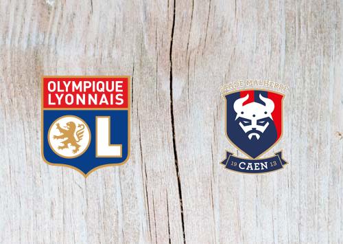Olympique Lyonnais vs Caen - Highlights 18 May 2019