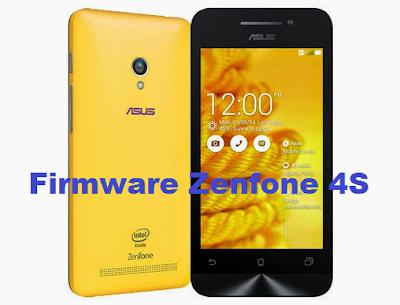 Firmware Asus Zenfone 4S Versi Terbaru
