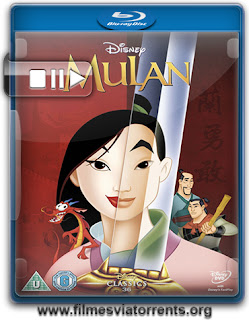 Mulan Torrent - BluRay Rip 720p Dublado